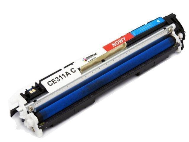 CE311A Toner Cyan / Niebieski do HP CP1025 CP1025nw M175a M175nw M275 / Nowy / 1200 stron