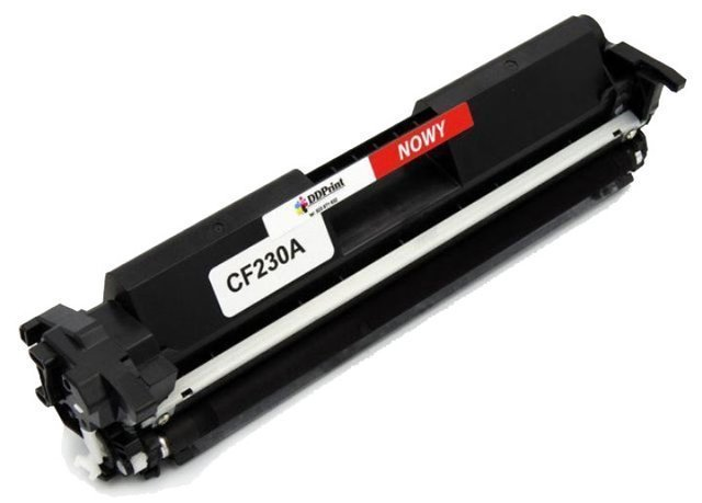 CF230A Czarny Toner do HP LaserJet M203 / M227 / Black / 1600 stron / Nowy zamiennik z chipem liczącym
