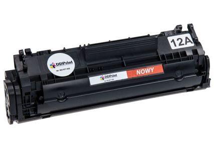 Q2612A / 12A Toner do HP LaserJet 1010 / 1012 / 1015 / 1018 / 1020 / 1022 / 1022n / Nowy Zamiennik / 2000 stron