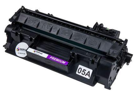 Toner 05A - CE505A do HP LaserJet P2035, P2055 - PREMIUM 3K - Zamiennik