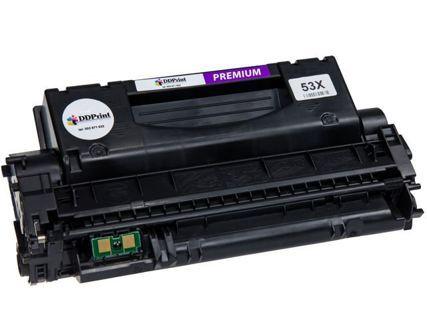 Toner 53X - Q7553X do HP LaserJet P2015, M2727, - Premium 7k - Zamiennik