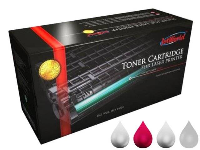 Toner Magenta HP 650A zamiennik refabrykowany CE273A do HP Color LaserJet Enterprise CP5525 / M750 / Czerwony / 15000 stron