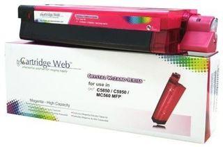 Toner do OKI C5850 C5950 MC560 / 43865722 / Magenta / 6000 stron / zamiennik
