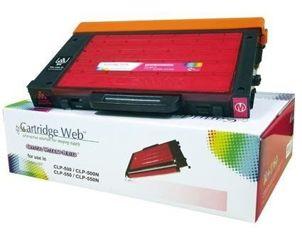 Toner do Samsung CLP 500 / CLP-500D5M / Magenta / 5000 stron / zamiennik