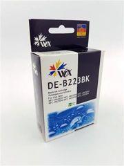 Tusz Black do Brother DCP-J4120 MFC-J4420 MFC-J4620 MFC-J532 MFC-J5620 / LC 223BK / Czarny / 22ml / zamiennik  (tusze z chipem)