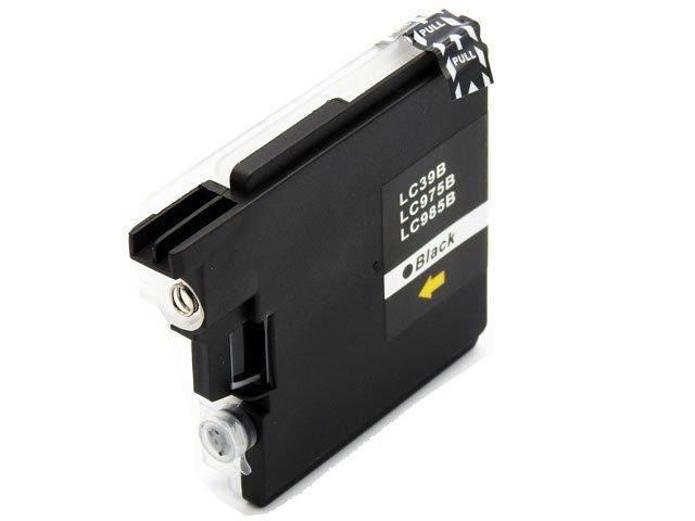 Tusz LC985 / LC-985BK do drukarek Brother DCP-J125 DCP-J315W LC985 - Black / Czarny