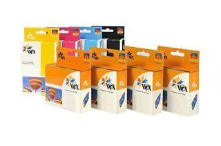 Tusz Magenta do EPSON 1400 1500 P50 PX660 PX710 PX730 PX810 PX820 / T0793 C13T07934010 / Czerwony / 21ml / zamiennik