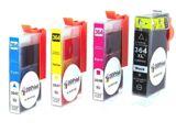Tusze HP 364XL zamienniki / zestaw 4 kolorów CMYK do HP Photosmart B8550 B8553 B8558 C6380 C6383 C6480 C5380 D5463 D5468 D5460