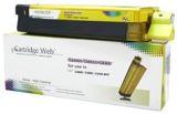 Toner do OKI C5800 C5900 C5550 / 43324421 / Yellow / 5000 stron / zamiennik