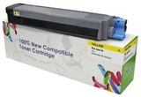 Toner do OKI MC860 / 44059209 / Yellow / 10000 stron / zamiennik