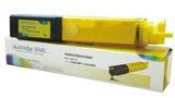 Toner do Oki C3520 C3530 MC350 MC360 / 43459369 / Yellow / 2500 stron / zamiennik